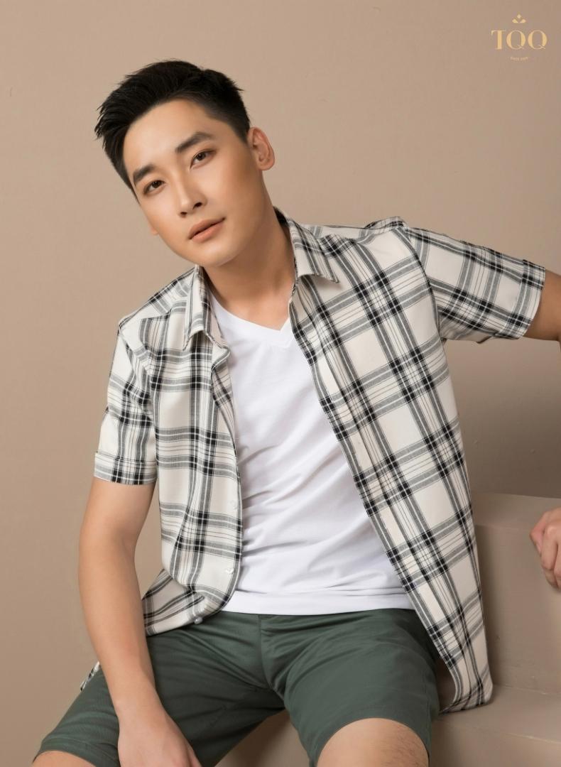 Chọn lựa được loại áo sơ mi nam ngắn tay phù hợp sẽ giúp bạn mặc đẹp nhất