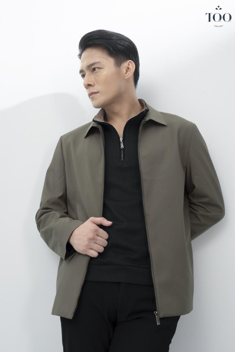 Các mẫu áo Jacket khoác ngoài là trang phục không thể thiểu vào mùa đông
