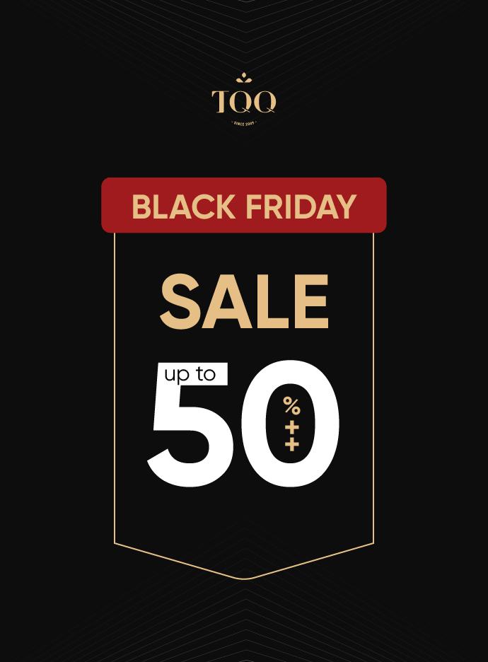 BLACK FRIDAY ƯU ĐÃI SIÊU HOT 50%++  ĐỪNG BỎ LỠ !!