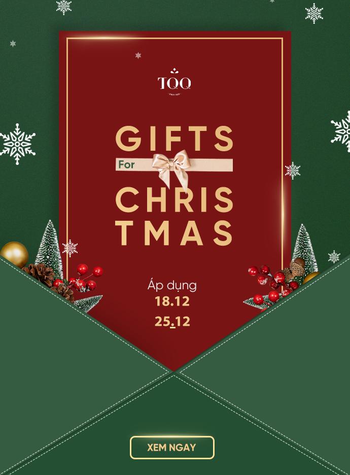Vui Giáng sinh - Rinh quà Hot cùng TQQ