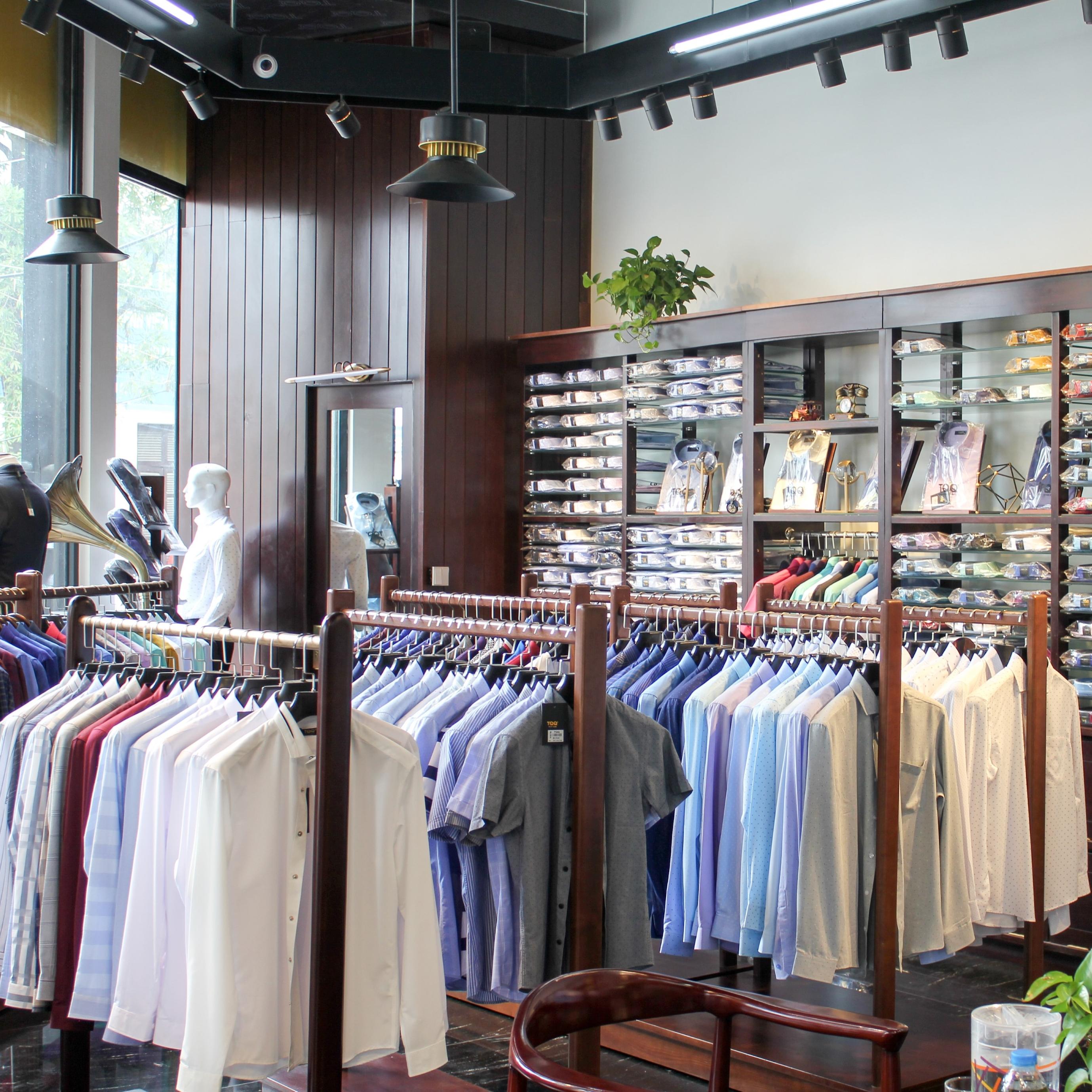 TQQ - Địa chỉ cung cấp áo sơ mi nam, đồ công sở hàng đầu hiện nay