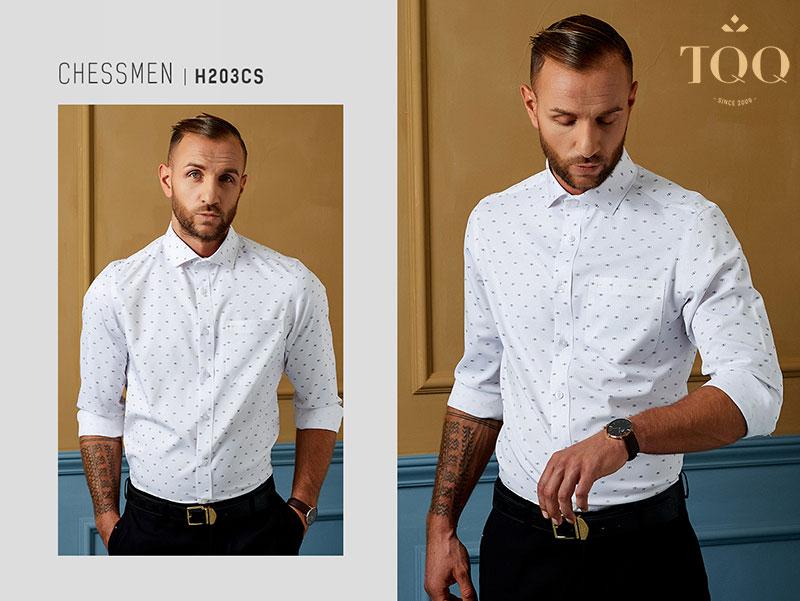 Nam giới nên chọn những chiếc áo phù hợp với bản thân thay vì chọn áo theo mức giá