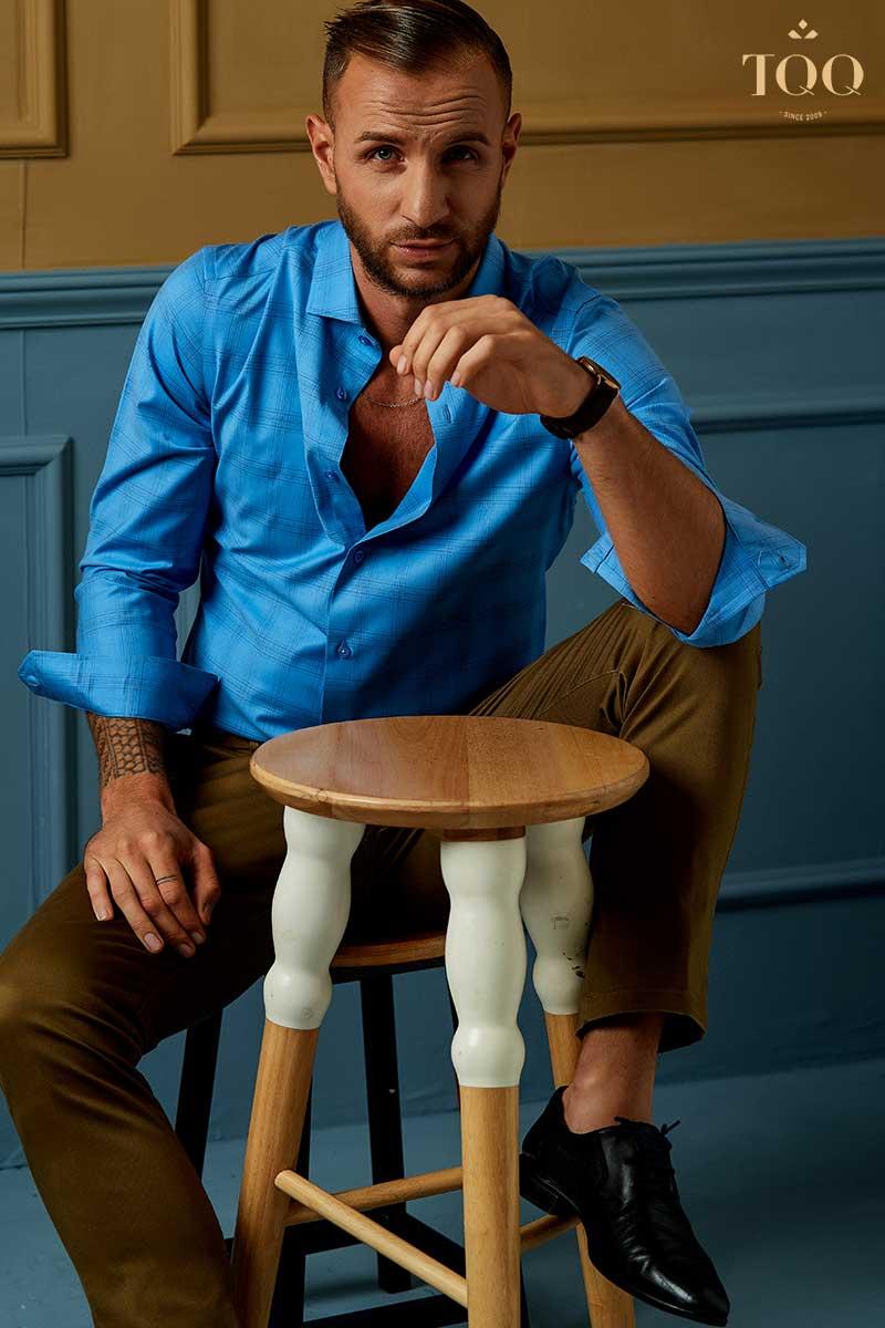 Chọn giày tây phù hợp giúp tôn vinh triệt để vẻ đẹp của bộ trang phục