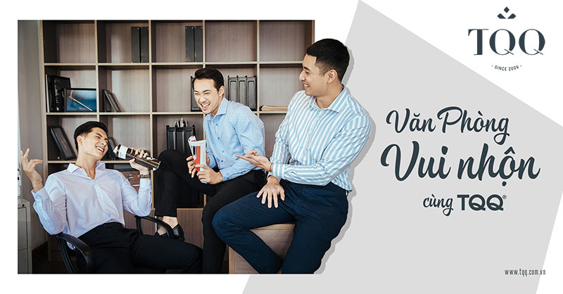 Những mẫu áo sơ mi nằm trong BST Fun Office Style mang đến vẻ trẻ trung và vui nhộn cho chàng trai công sở
