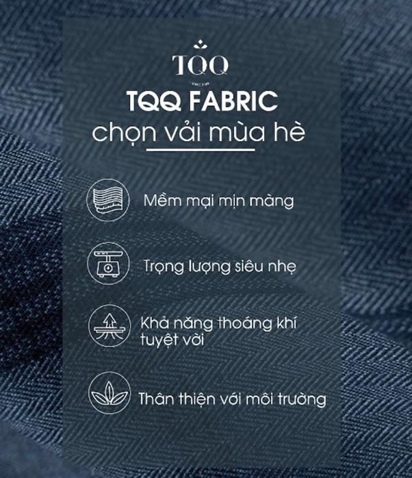Chất lượng vải được chọn lọc