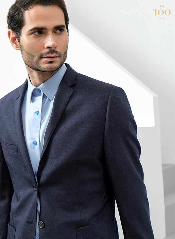 6+ Cách phối áo khoác với áo sơ mi nam được ưa chuộng nhất hiện nay