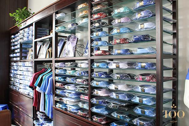 Showroom của TQQ