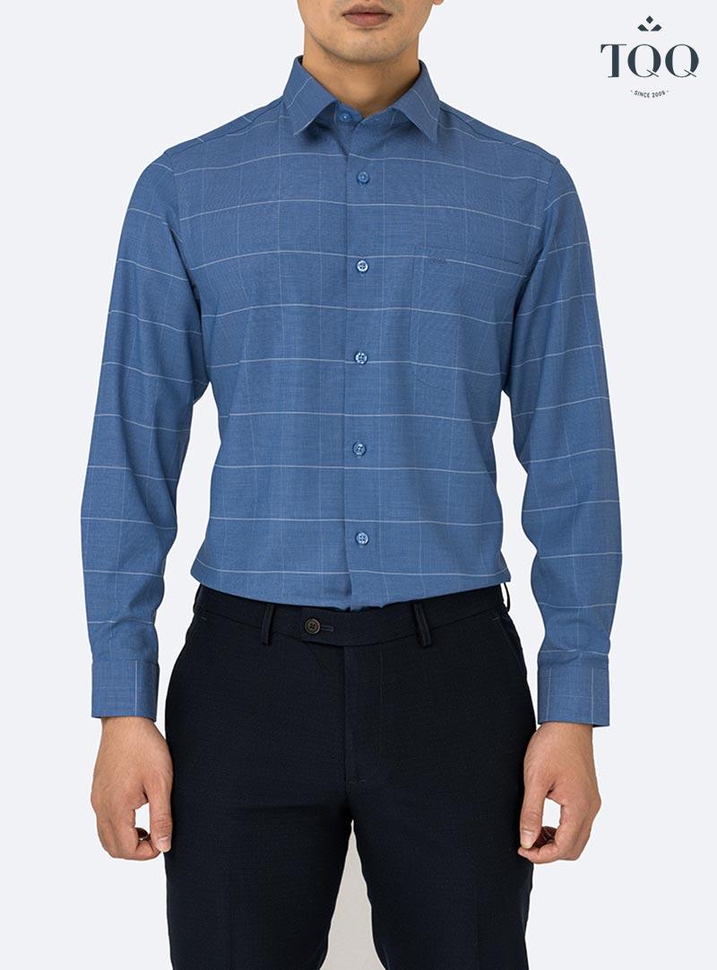 Chiếc áo dễ dàng phù hợp mặc trong mọi hoàn cảnh
