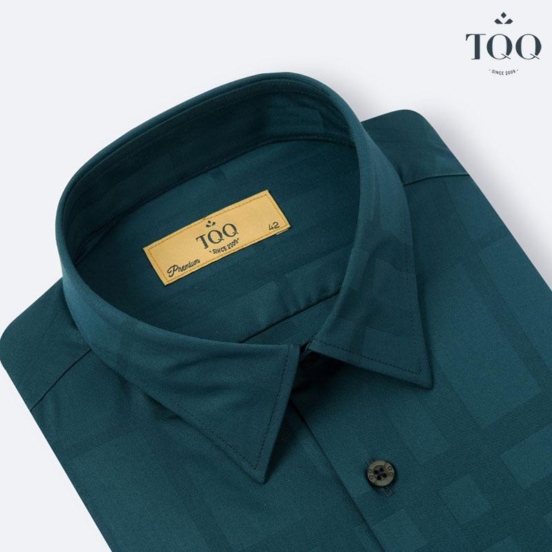 Một chiếc áo sơ mi có thương hiệu sẽ đem đến khả năng nhận diện tốt hơn