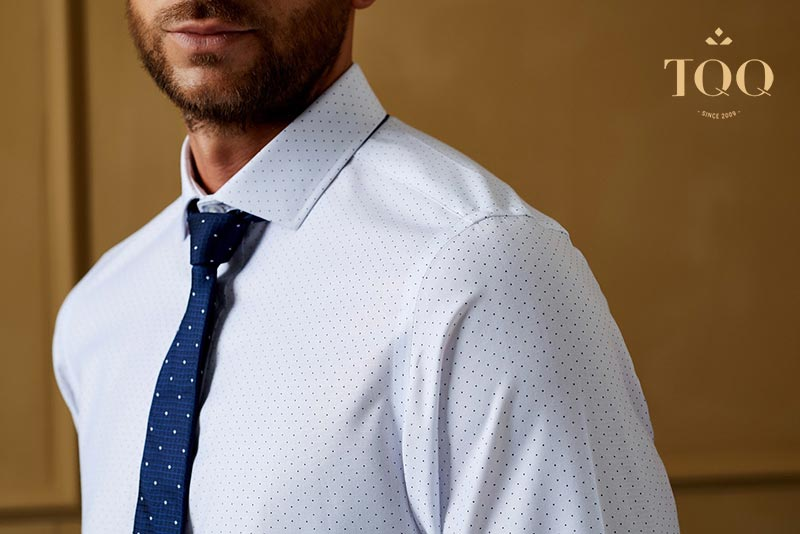 Có rất nhiều cách để lựa chọn một chiếc áo sơ mi vừa vặn với vóc dáng cho nam giới