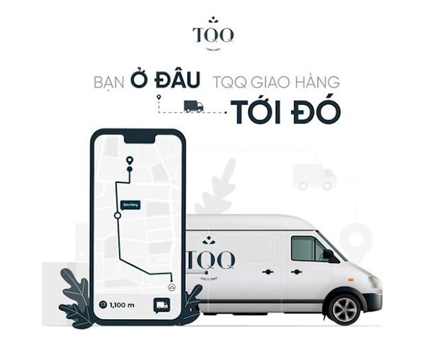 Chính sách giao hàng của TQQ