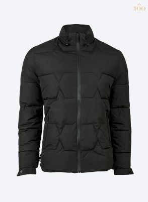 Áo khoác nam 3 lớp Kh1901 màu đen