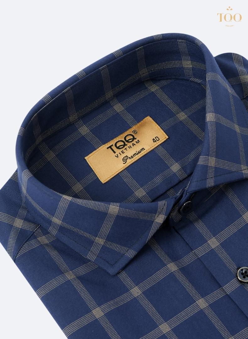 Chất liệu áo cotton cao cấp cùng những đường may áo tỉ mỉ giúp áo luôn bền đẹp theo thời gian