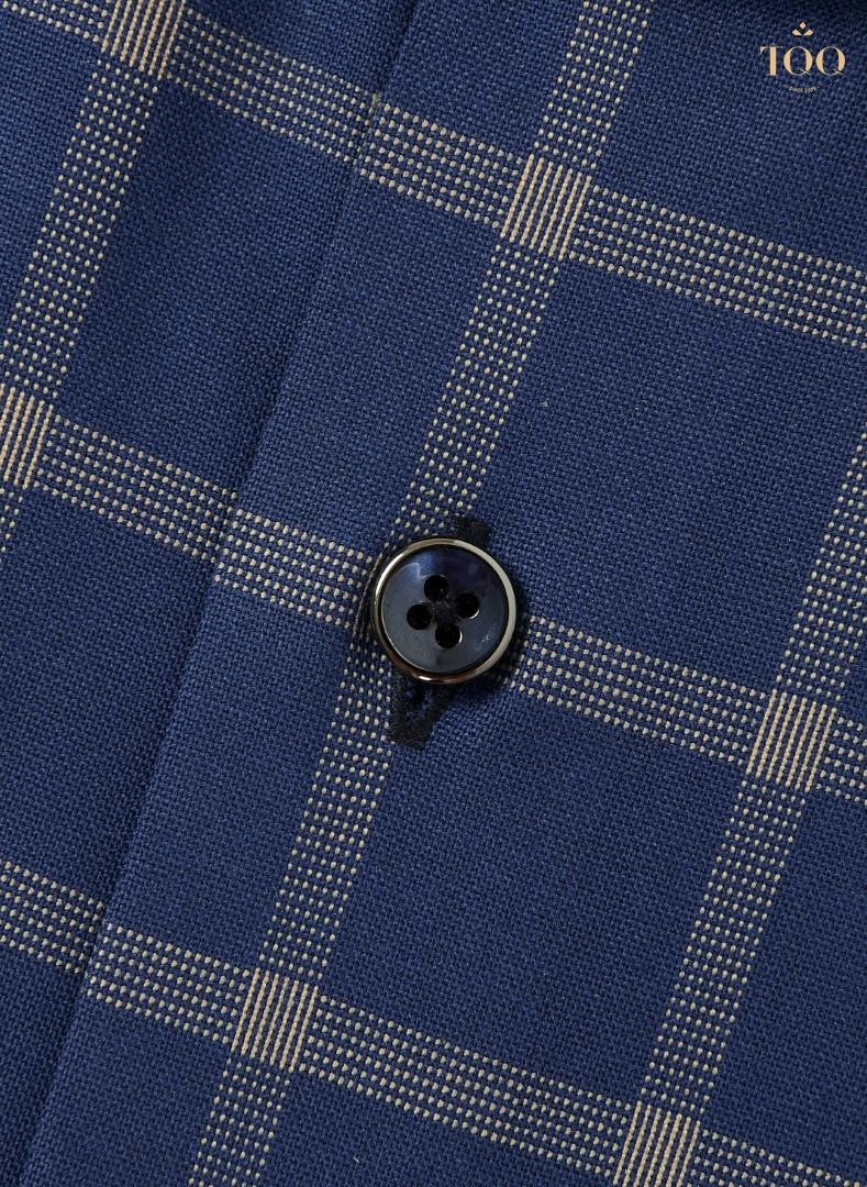 Chất vải cao cấp, áo hoàn hảo trong từng chi tiết