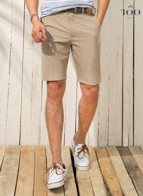 Quần shorts Q78S màu đất