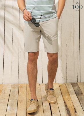 Quần shorts Q78S màu kem